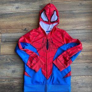 {preloved} Boy's Spider-Man Hoodie
